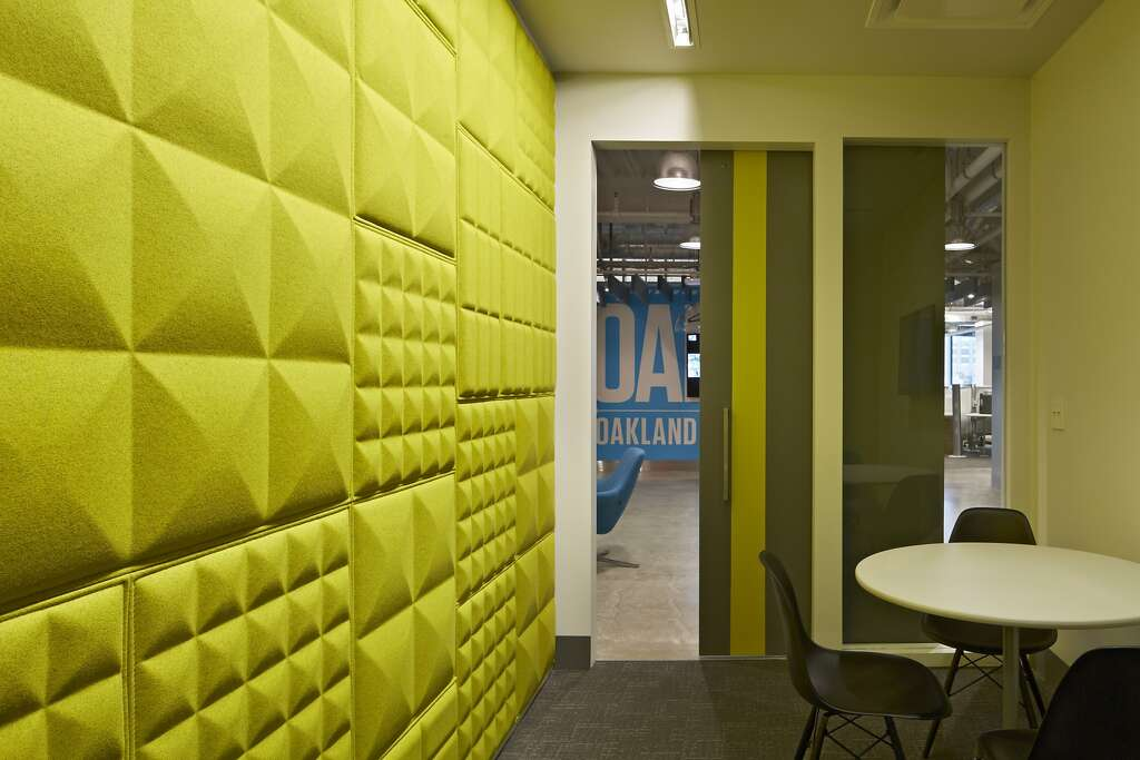 Tech leads the way in office design - SFGate