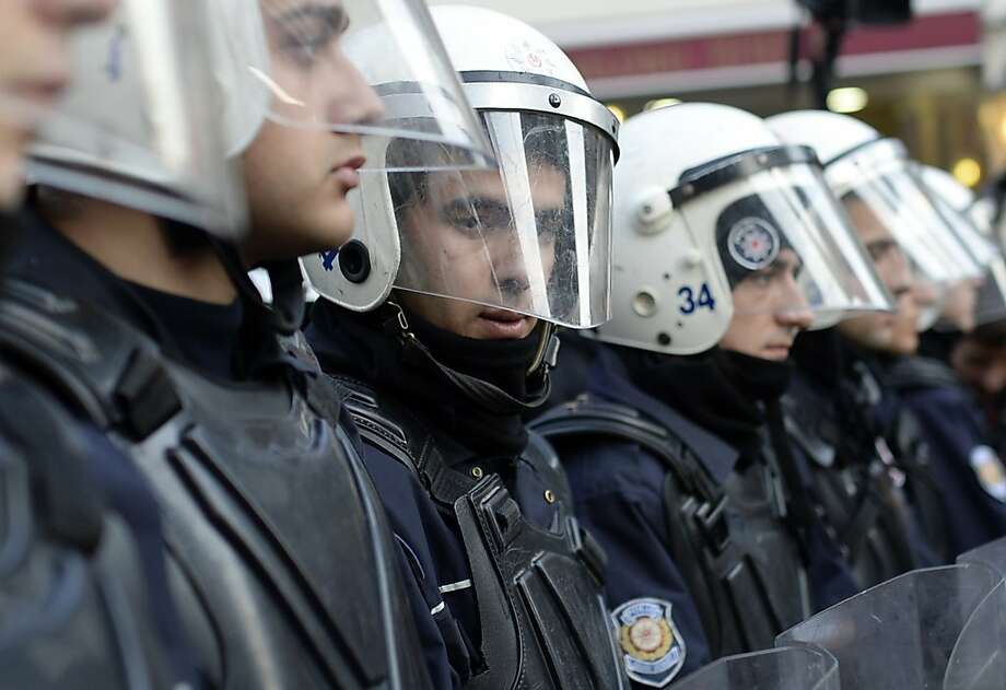 Turkey's police force has been implicated in a scandal that has shaken the government. Photo: Bulent Kilic, AFP/Getty Images