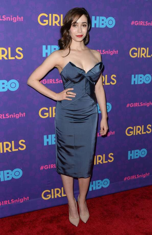 "Actress Cristin Milioti attends the ""Girls"" season three premiere at Jazz at Lincoln Center on January 6, 2014 in New York City. Photo: Andrew H. Walker, Getty Images"