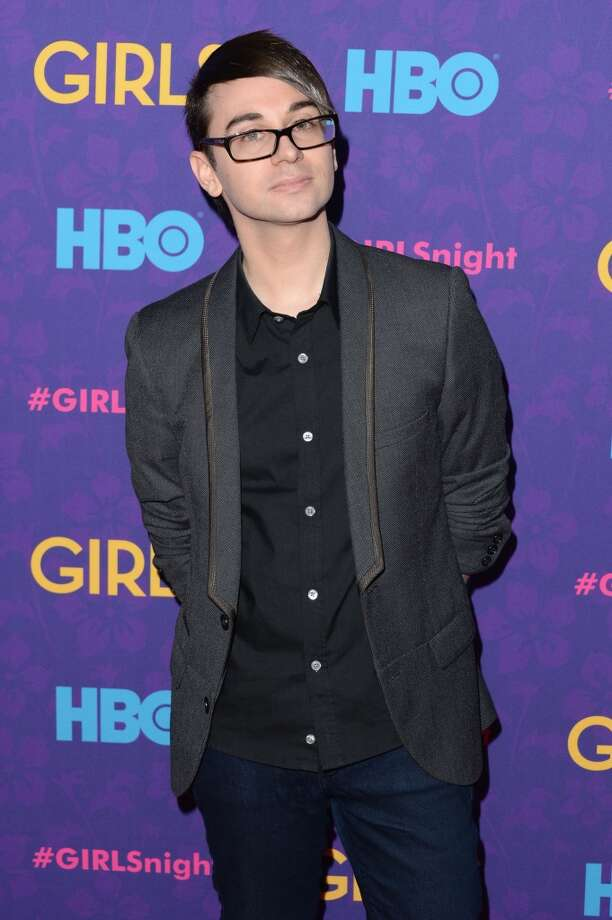 "Designer Christian Siriano attends the ""Girls"" season three premiere at Jazz at Lincoln Center on January 6, 2014 in New York City. Photo: Andrew H. Walker, Getty Images"