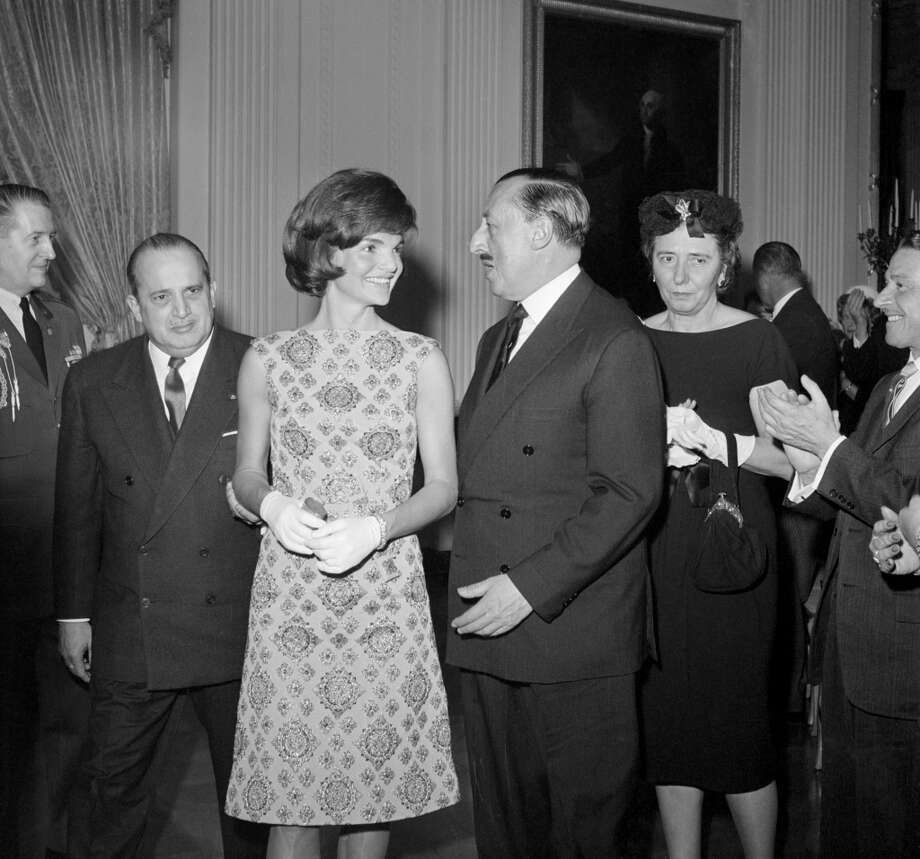 Tapes released after her death suggest Jackie Kennedy not only knew of her husband's extramarital affairs, but had a few of her own as well. Photo: © Bettmann/CORBIS