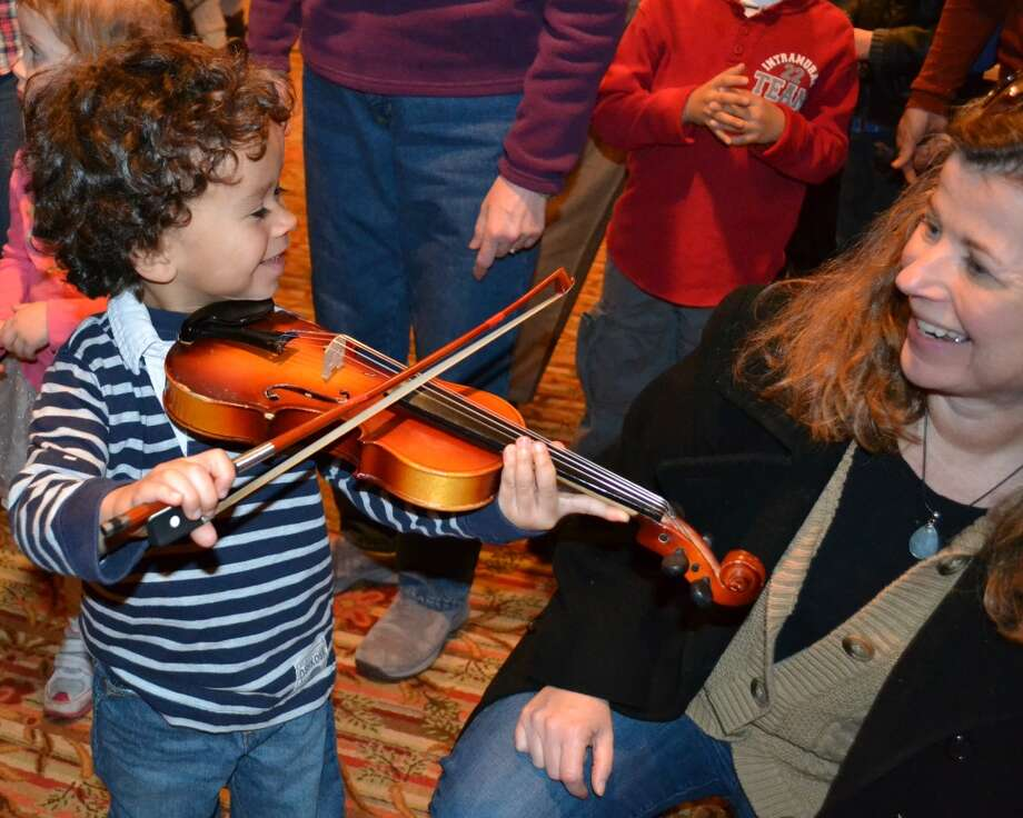 The New Haven Symphony's Family Concert series presents Peter and the Wolf on Jan. 11-12, 2014. tickets are   $15 per adult, which includes a free child ticket. Visit www.NewHavenSymphony. org.