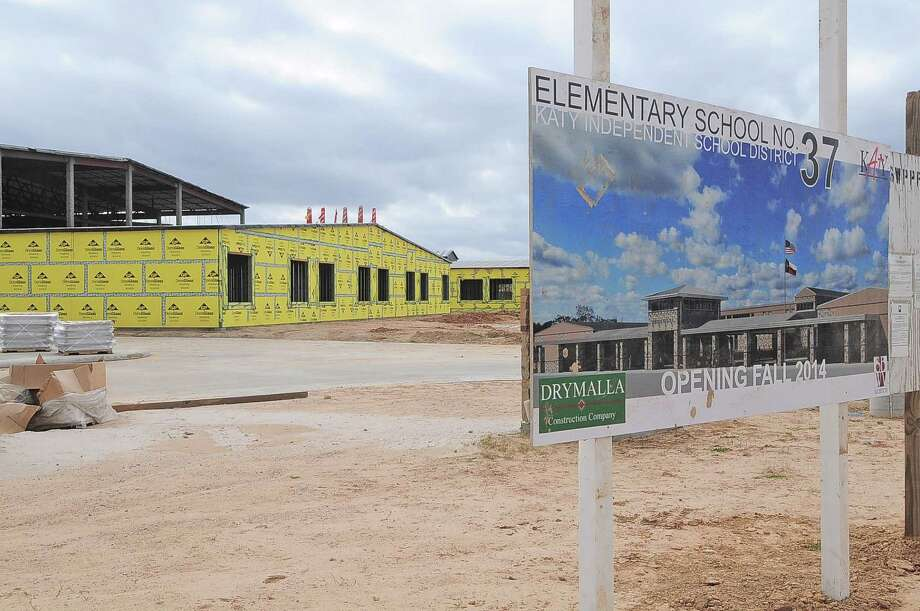 The majority of the package includes the construction of six new schools, which -- at $357 million -- would constitute 47 percent of the total bond package. Photo: Â Tony Bullard 2014, Freelance Photographer / © Tony Bullard & the Houston Chronicle