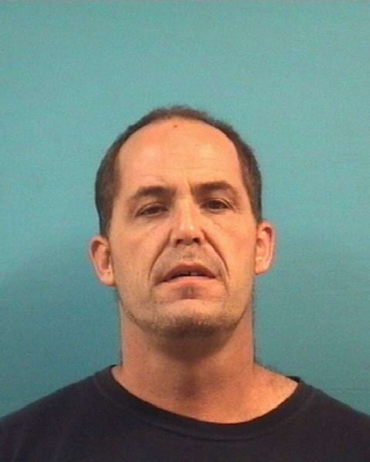Ronald Francis Kelly, 44, of Florida, was charged with unauthorized use of a vehicle after allegedly taking a joy ride in a Corvette he was transporting. Photo: Pearland Police Department / ONLINE_YES