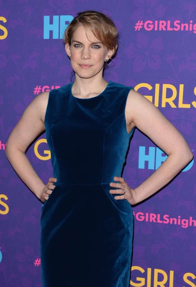 "Actress Anna Chlumsky attends the ""Girls"" season three premiere at Jazz at Lincoln Center on January 6, 2014 in New York City. Photo: Andrew H. Walker, Getty Images"