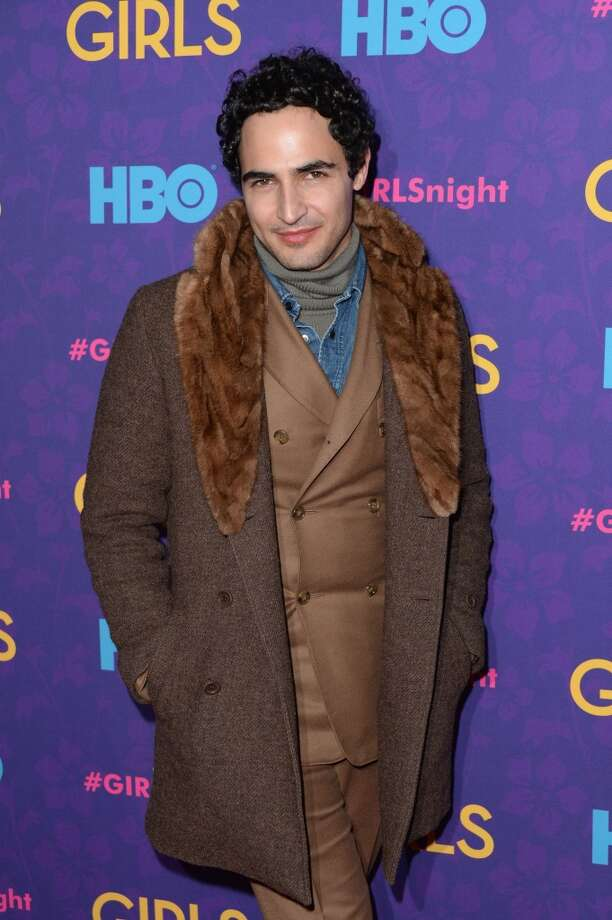 "Designer Zac Posen attends the ""Girls"" season three premiere at Jazz at Lincoln Center on January 6, 2014 in New York City. Photo: Andrew H. Walker, Getty Images"