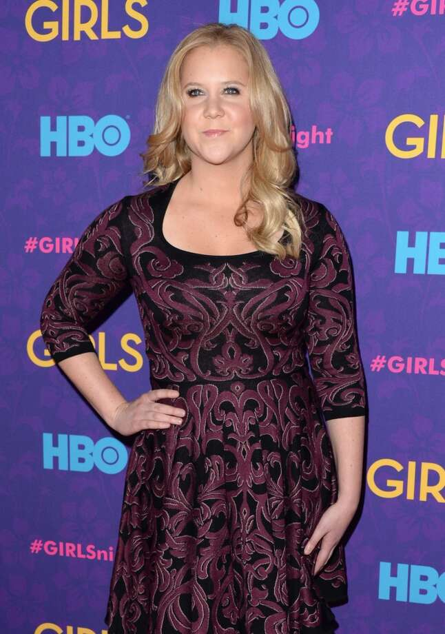 "Comedian Amy Schumer attends the ""Girls"" season three premiere at Jazz at Lincoln Center on January 6, 2014 in New York City. Photo: Andrew H. Walker, Getty Images"