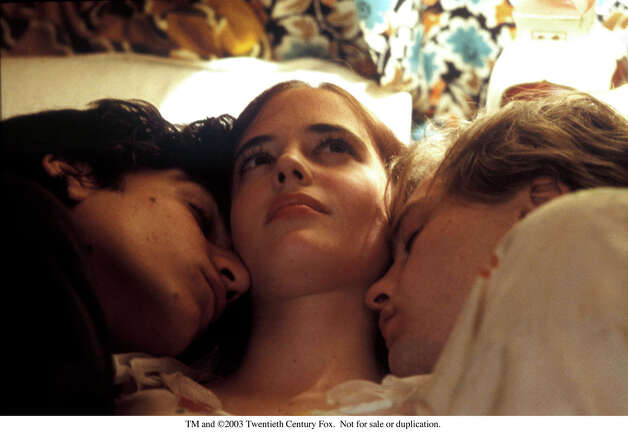 The best love scenes in cinemaThe Dreamers:  Basically anything with Eva Green in it qualifies.  This is the Bertolucci film, also one of the best movies of the last decade.