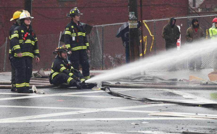 3. Firefighter (Stress Score: 60.45) Photo: BK Angeletti, B.K. Angeletti