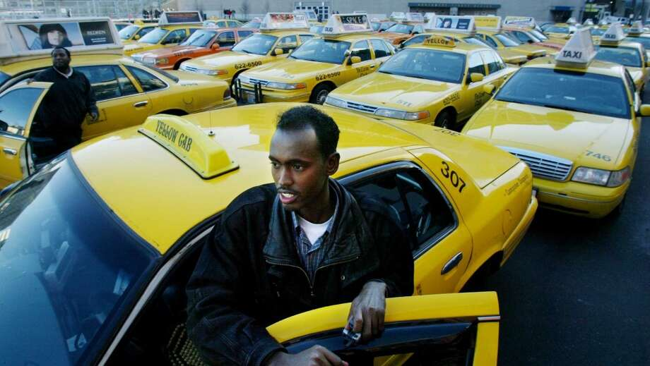 10. Taxi Driver (Stress Score: 46.18) Photo: DAN DELONG