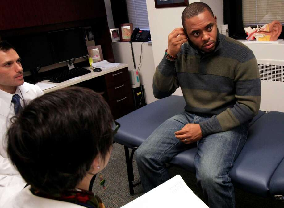 1. Audiologist (Stress Score: 3.35) Photo: Takaaki Iwabu, McClatchy-Tribune News Service