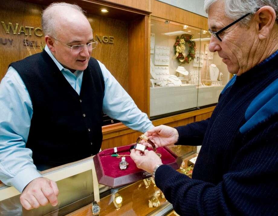 3. Jeweler (Stress Score: 7.26) Photo: Scott Mullin