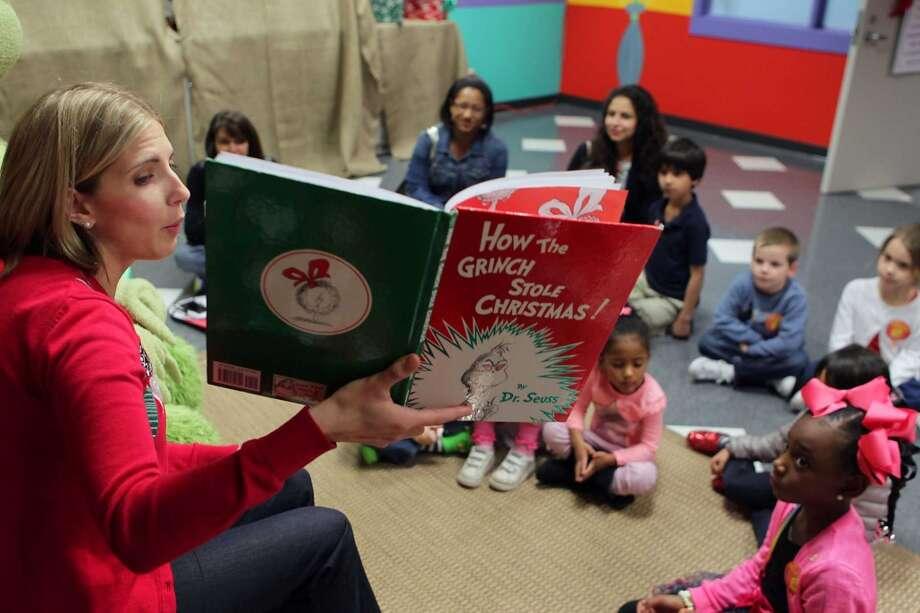 8. Librarian (Stress Score: 10.58) Photo: James Nielsen, Houston Chronicle