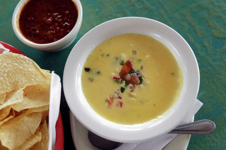 You've gotten into an argument over a queso recipe. Photo: Melissa Phillip, Staff / © 2011 Houston Chronicle