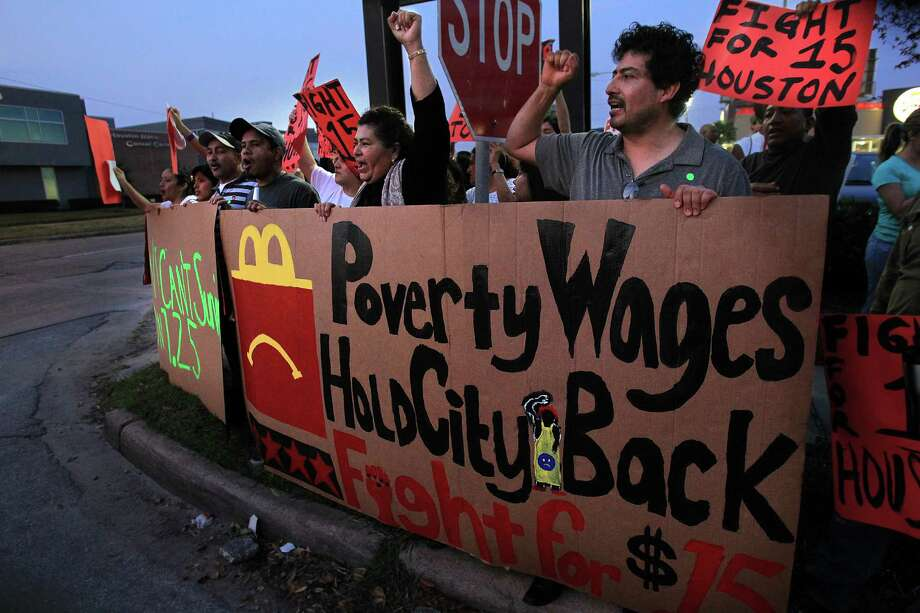"Class divisions are still apparent in America, and a new report from the Martin Prosperity Institute shows how cities are split among ""creative,"" ""service"" and working-class groups.Source: Business Insider Photo: Mayra Beltran, Staff / © 2013 Houston Chronicle"
