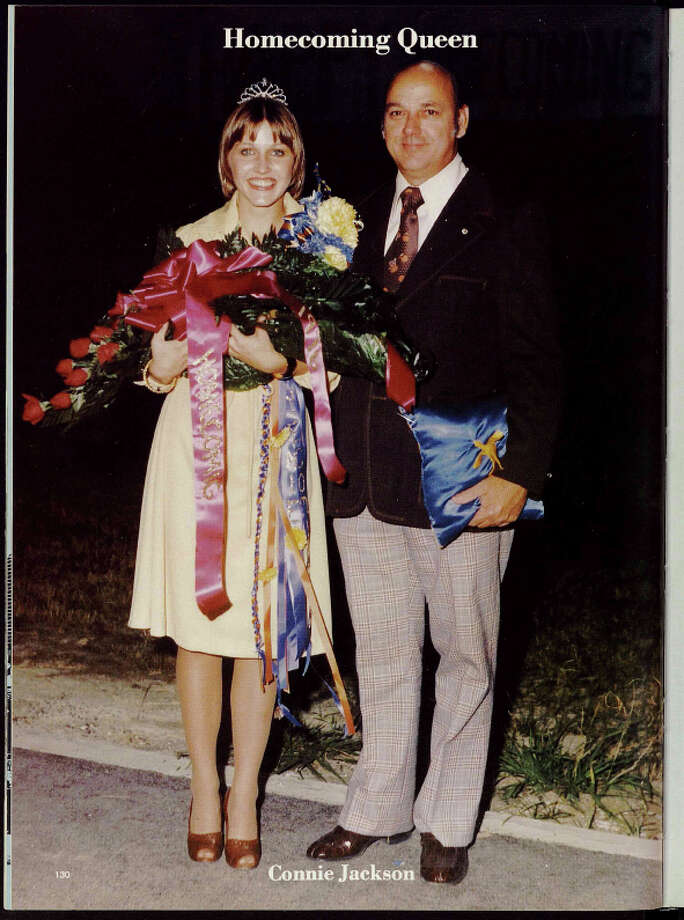 Milby High School is in the process of converting each of the school's yearbooks into an all-digital format. This image is taken from the 1977 edition of the yearbook. Photo: Milby High School