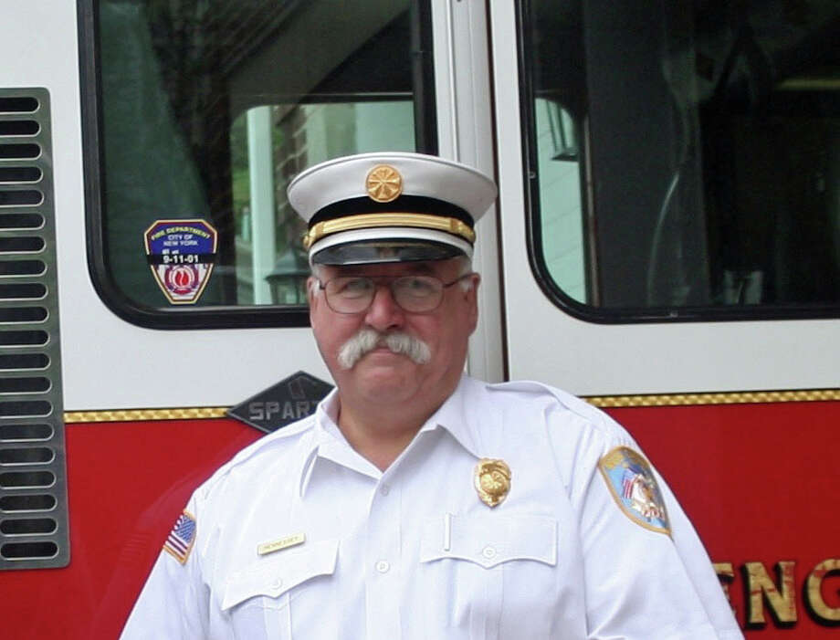 New Canaan Director of Fire Services Jack Hennessey will address the Senior Men's Club of New Canaan on Friday, Jan. 17. Photo: Contributed Photo / New Canaan News