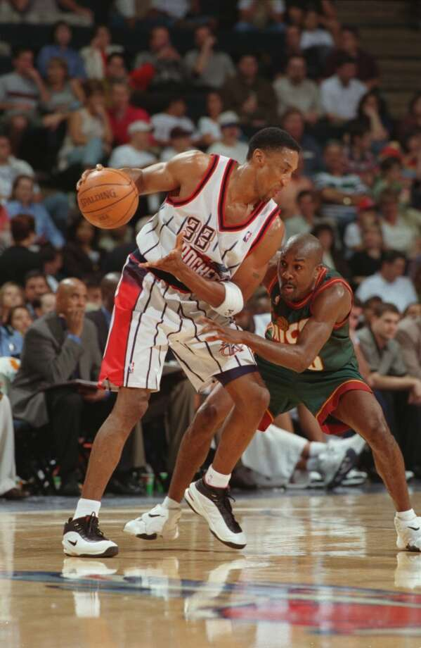 Scottie PippenPosition: Small forward Time with the Rockets: 1999 Year of HOF induction: 2010 The six-time NBA champion and seven-time All-Star had a brief stay in the Bayou City. Photo: D. Fahleson, Houston Chronicle File Photo