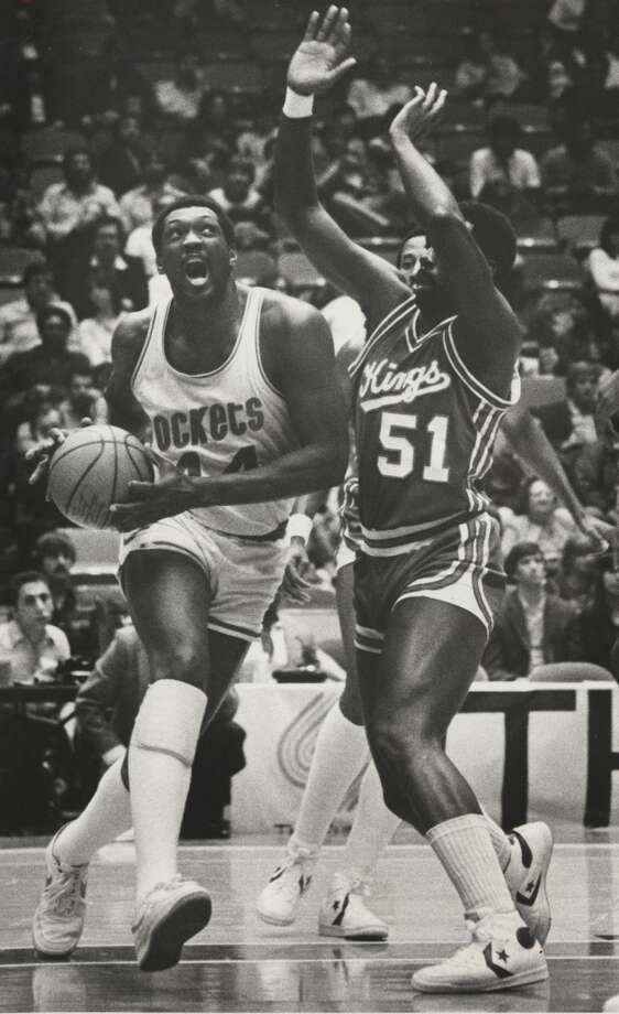 Elvin HayesPosition:Power forward/centerTime with the Rockets: 1971-72, 1981-84Year of HOF induction: 1990Following an impressive career at UH, the Big E was a 12-time NBA All-Star. Photo: Ben DeSoto, Houston Chronicle File Photo