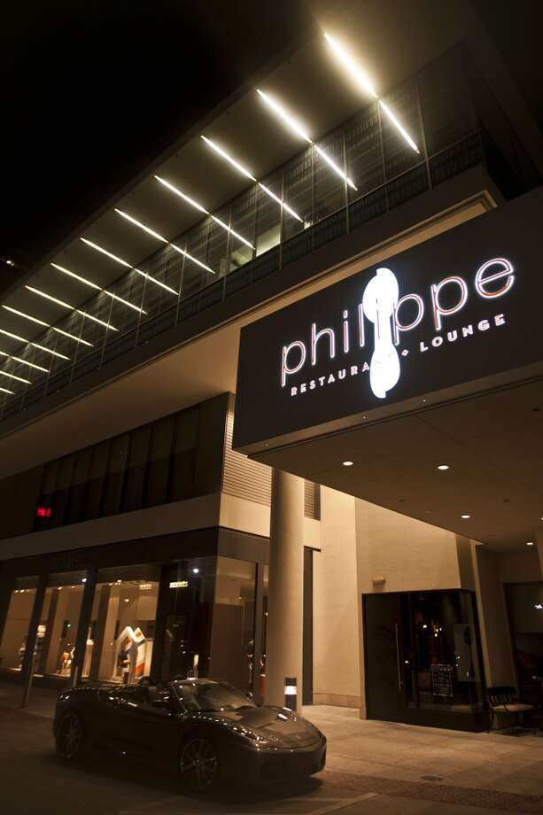 The exterior of Philippe Restaurant and Lounge at 1800 Post Oak Blvd. ( Patrick T. Fallon / Houston Chronicle ) Photo: Patrick T Fallon, Houston Chronicle
