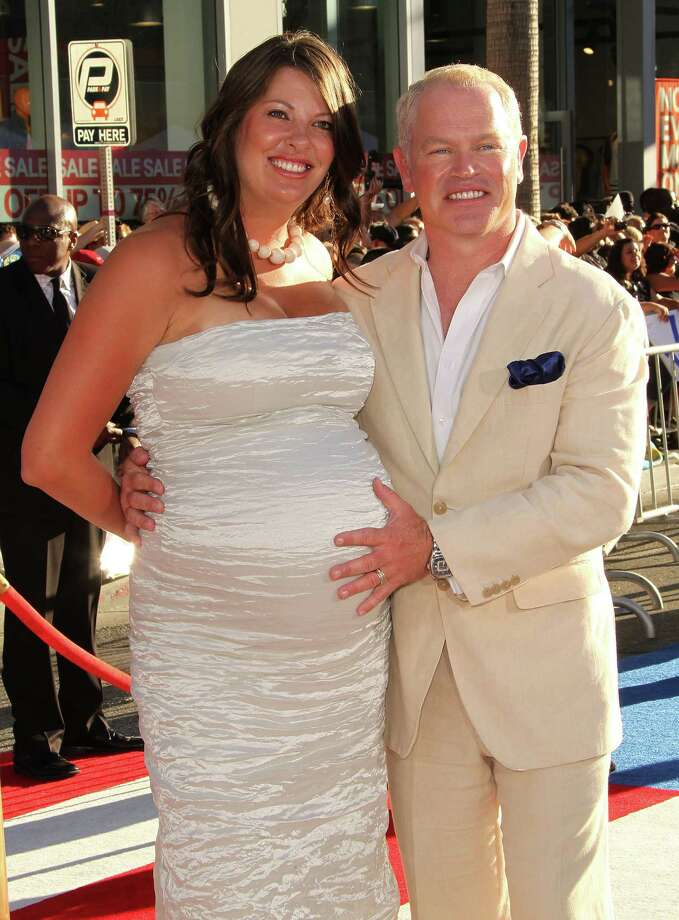 Actor Neal McDonough, aka Robert Quarles. Anyone who watched the third season should be horrified by this photo. Photo: Frederick M. Brown, Getty Images / 2011 Getty Images
