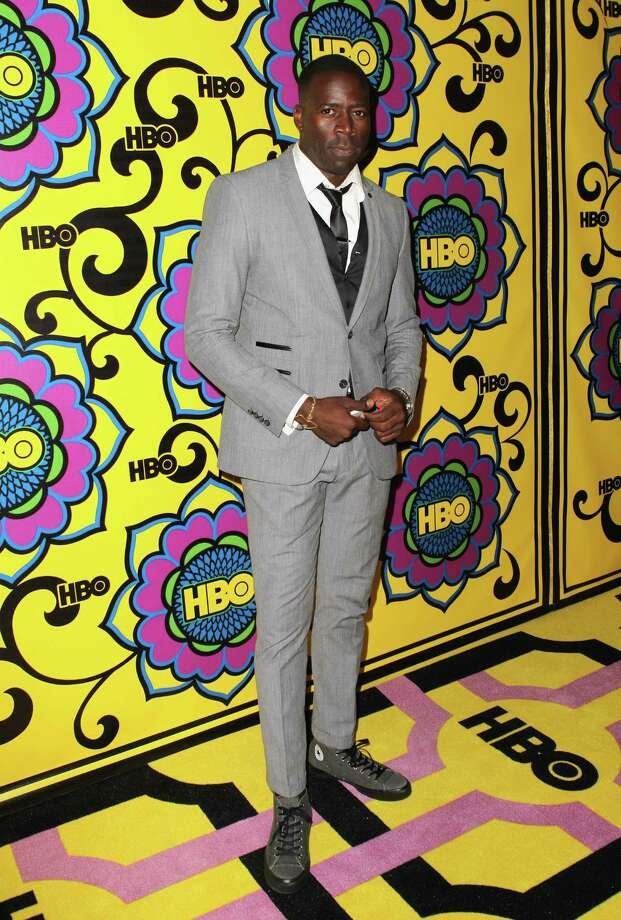 Actor Demetrius Grosse, aka Errol. Photo: FilmMagic, Getty Images / 2012 FilmMagic
