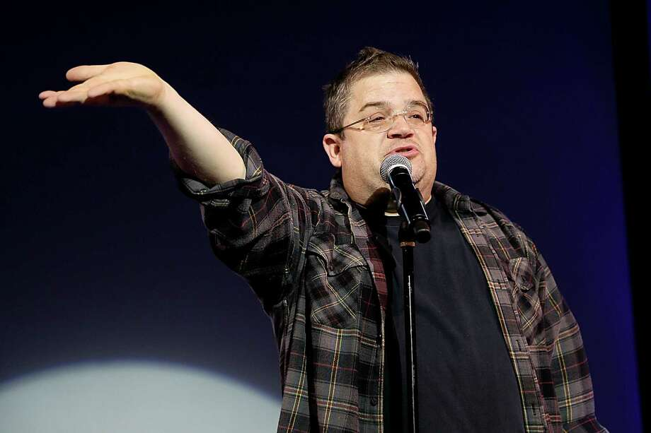 Patton Oswalt, aka Constable Bob Sweeney. Photo: Gary Miller, Getty Images / 2013 Gary Miller