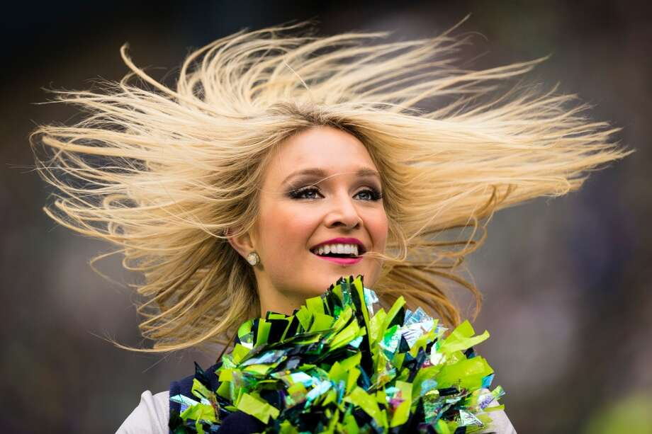 Cheerleader smackdown: Seattle versus New OrleansSure, there's what whole football thing, but what about the most important contest between Seattle and New Orleans: Who has the better cheerleaders?That's the question we've tackled as we prepare for Saturday's big playoff game between the Seahawks and Saints at CenturyLink Field. Want to help? Do your own field research by clicking through the gallery, then give your assessment in the poll below. Photo: Jordan Stead, Seattlepi.com