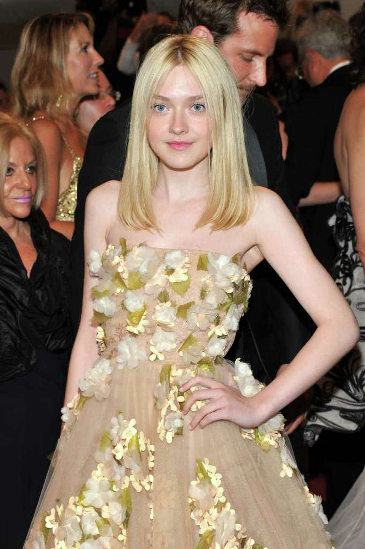 Dakota Fanning, actress