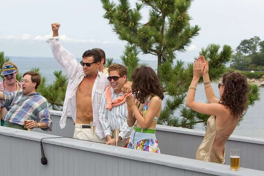 Best picture -- THE WOLF OF WALL STREET.