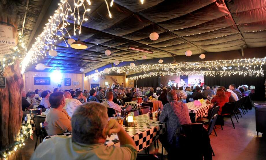 Big Rich Courville's in Beaumont is the Cat5 Bar of the Week. Tammy McKinley/The Enterprise