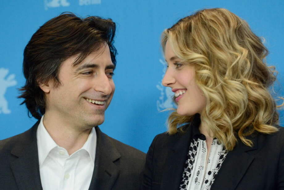 Special Citation for Being in Love and Showing It:  Directed Noah Baumbach for the way he presented Greta Gerwig in FRANCES HA. Photo: GERARD JULIEN, AFP/Getty Images / 2013 AFP