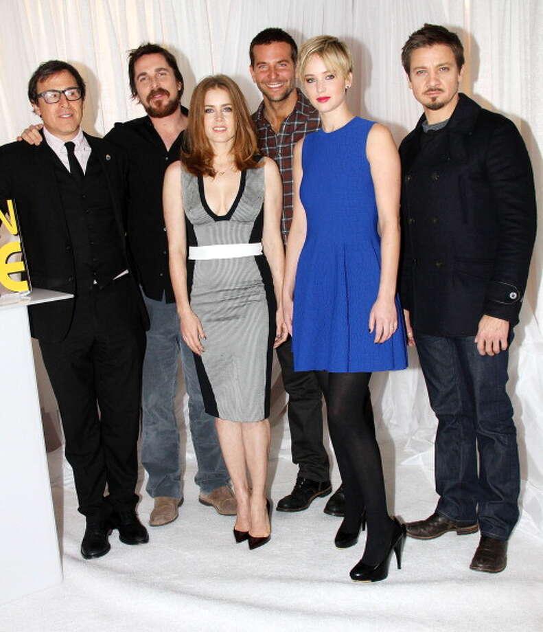 Best Ensemble:  AMERICAN HUSTLE. Photo: Laura Cavanaugh, FilmMagic / 2013 Laura Cavanaugh