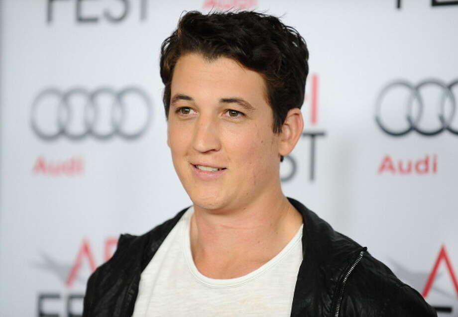 Best Newcomer (Male):  Miles Teller Photo: Jason LaVeris, FilmMagic / 2013 Jason LaVeris