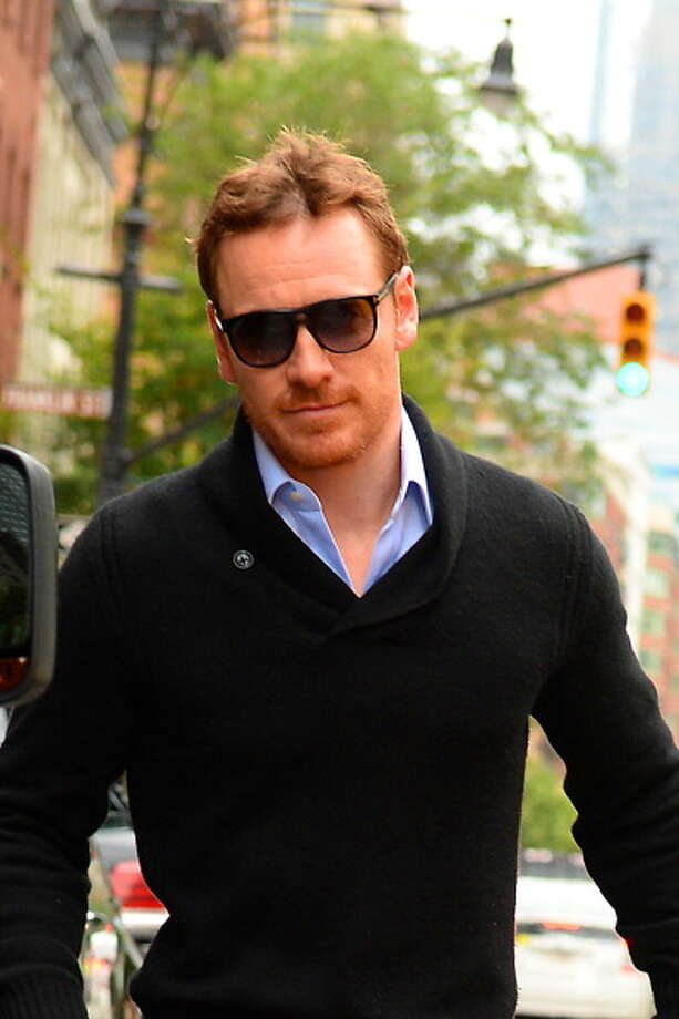 Best supporting actor:  Michael Fassbender in 12 YEARS A SLAVE. Photo: Josiah Kamau, BuzzFoto/FilmMagic / 2013 BuzzFoto