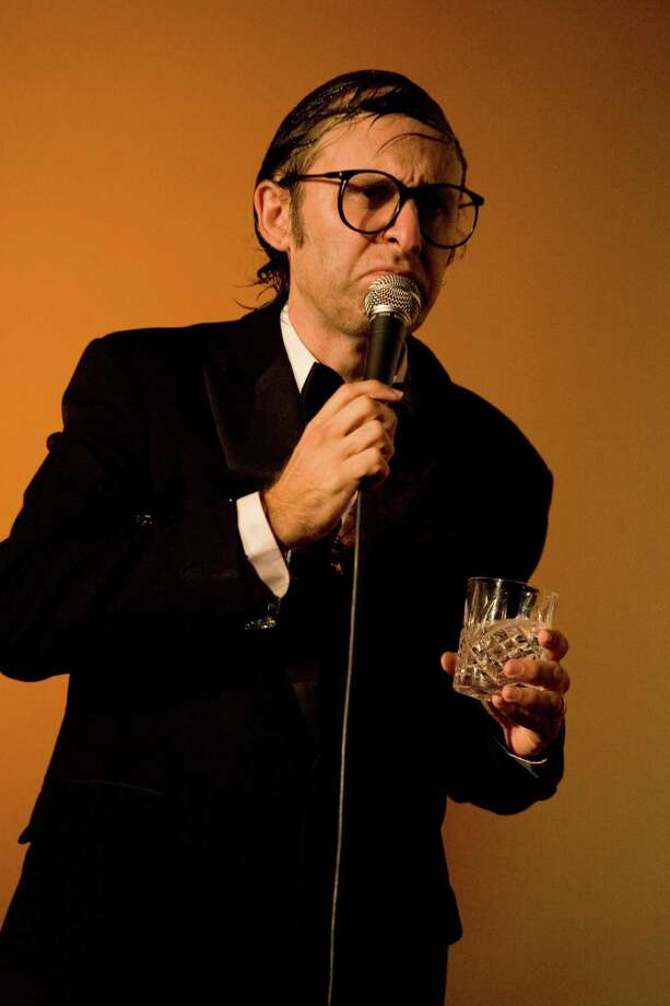 Gregg Turkington, aka comedian Neil Hamburger Photo: Robyn Von Swank / handout
