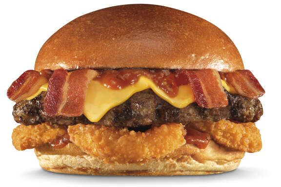 Western Bacon Six Dollar Burger at Carl's Jr.
