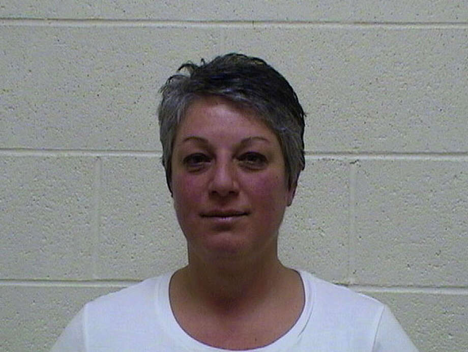 Kristen Della Volpe, a Seymour resident and principal of Litchfield High School was arrested for DUI in Torrington, Conn. on Saturday, Jan. 5, 2014. Della Volpe started her teaching career in Ansonia. Photo: Torrington Police Department / Connecticut Post