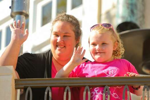 This one came out of left field. TLC's 'Here Comes Honey Boo Boo' was suddenly canceled in October, though the network has not specified why. It's worth noting TMZ reported that Mama June, Honey Boo Boo's mother, began dating a man who was convicted of molesting one of Mama June's then-8-year-old relatives. Mama June, however, reportedly denies she is dating him.