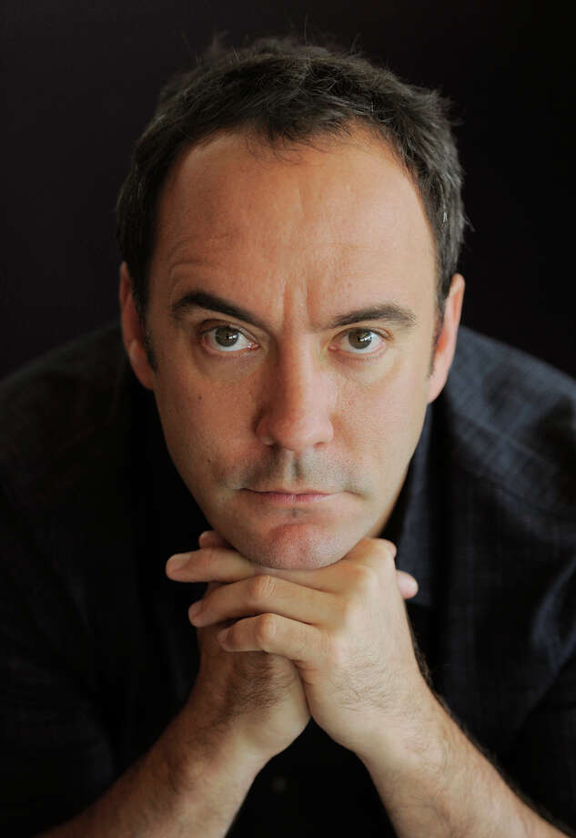 "FILE - In this Aug. 24, 2012 file photo, Dave Matthews poses for a portrait at Capitol Records in Los Angeles. The Dave Matthews Band's new album, ""Away From the World"" releases Sept. 11, 2012. (Photo by Chris Pizzello/Invision/AP, File) Photo: Chris Pizzello / Invision"