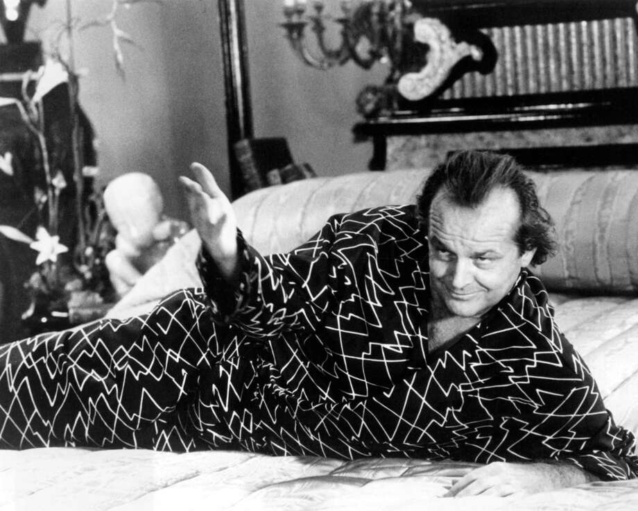 "Jack Nicholson played Satan in ""The Witches of Eastwick,"" 1987. Photo: Silver Screen Collection, Getty Images"