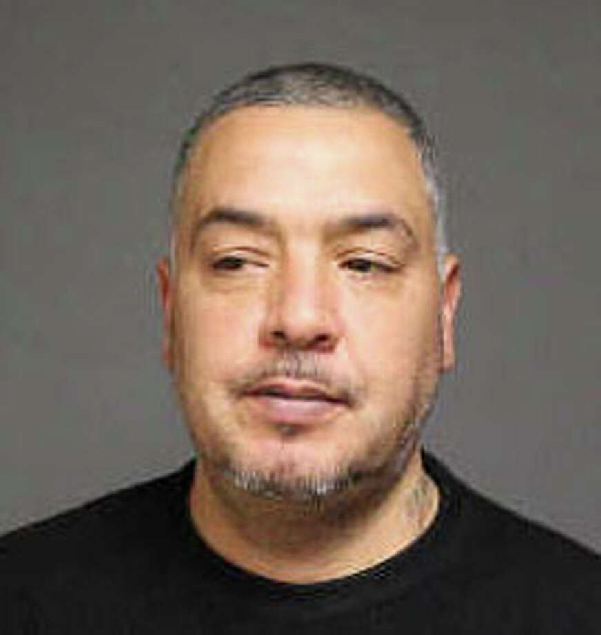 Heribeto Coriano, 42, of Bridgeport, has been charged with thefts from Stop & Shop and Home Depot. Photo: Contributed Photo / Fairfield Citizen