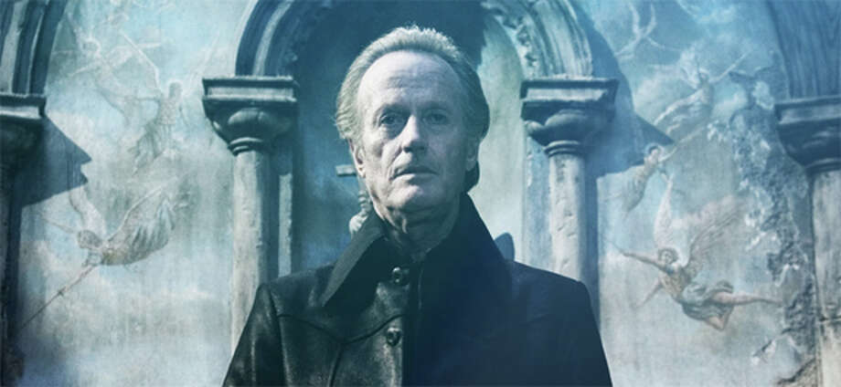 "Peter Fonda played the devil in ""Ghost Rider"" in 2007."