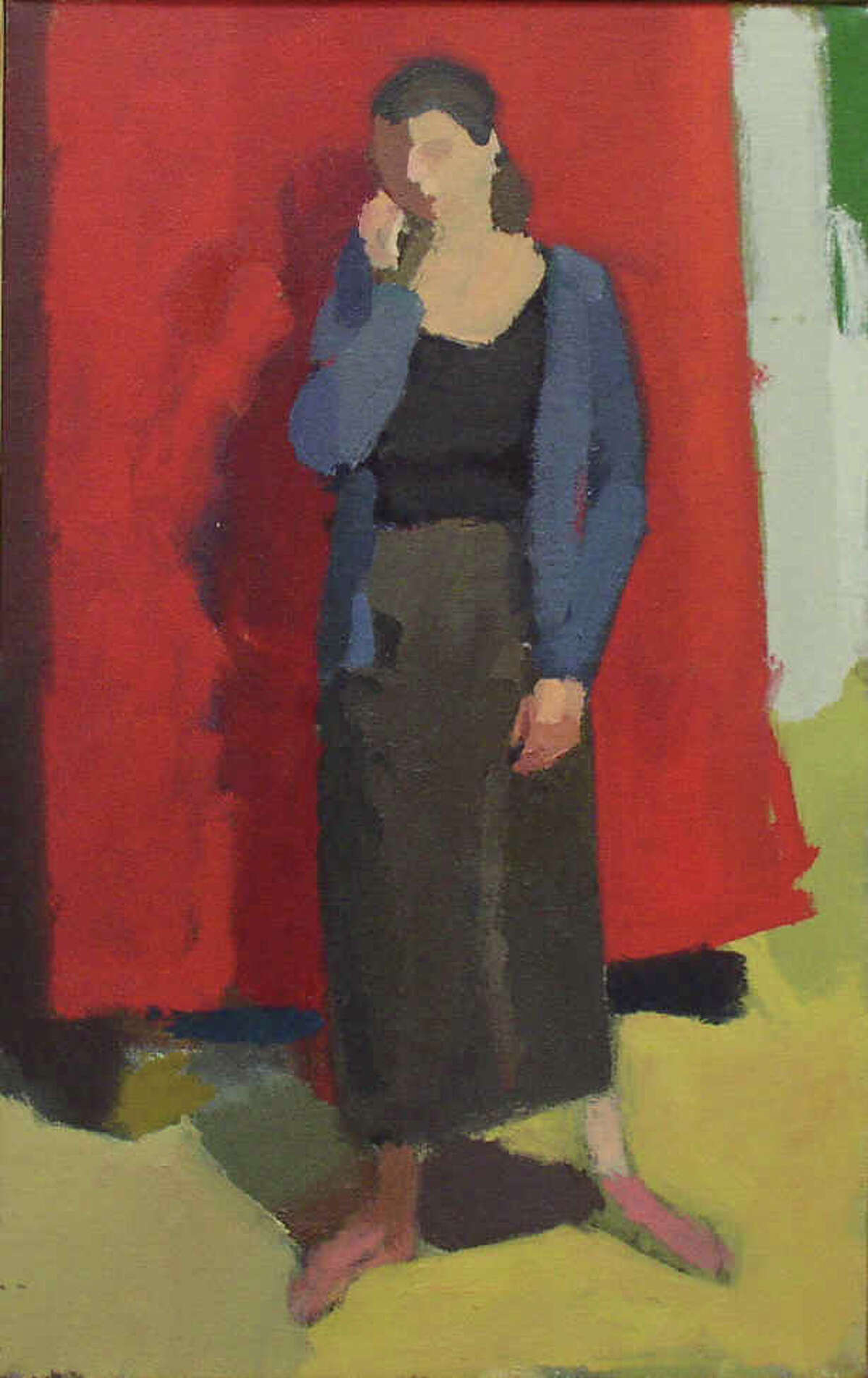Ken Kewley will talk about his paintings and present slides on Tuesday, Jan. 21, at 11 a.m. at Western Connecticut State University in Danbury.