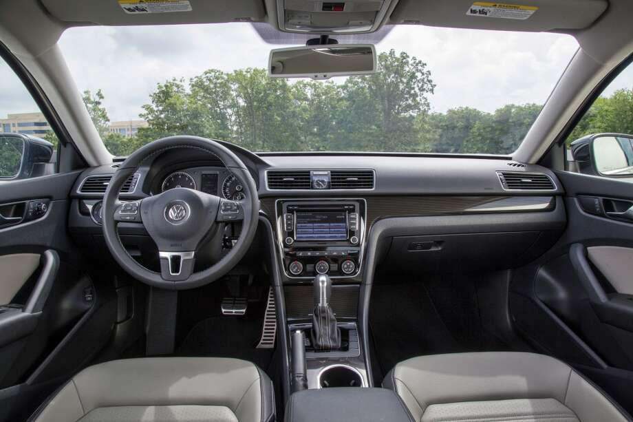 The 2014 Volkswagen Passat. Photo: Volkswagen USA