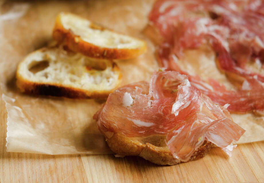 IN: Charcuterieand house-cured meats. Consider yourself trendy, Seattle, with the temple of cured meats, Salumi, and Dot's Delicatessen in Fremont.  Photo: Tetra Images, Getty Images / Tetra images RF