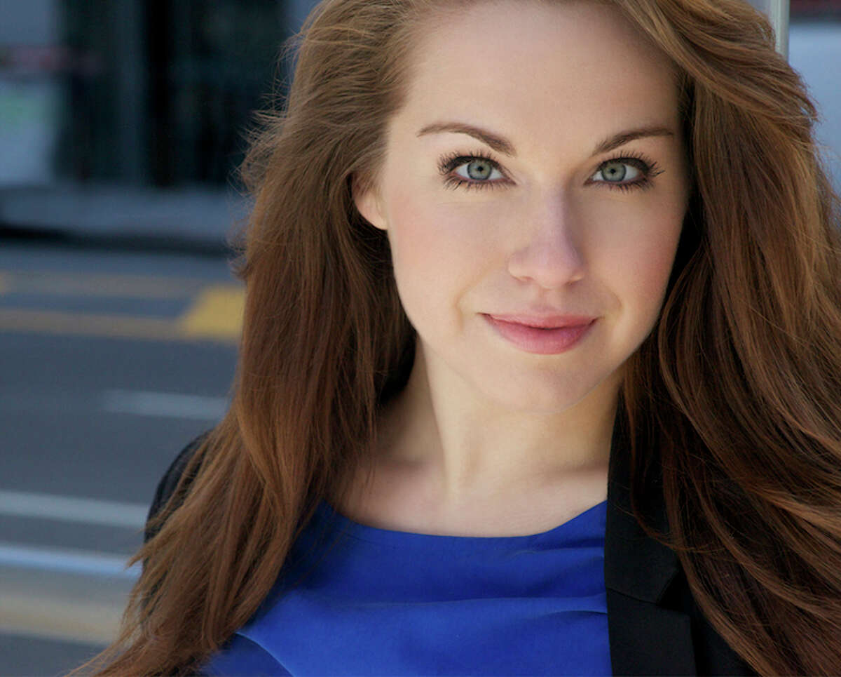 Nadia Vynnytsky is starring in the cheerleading musical