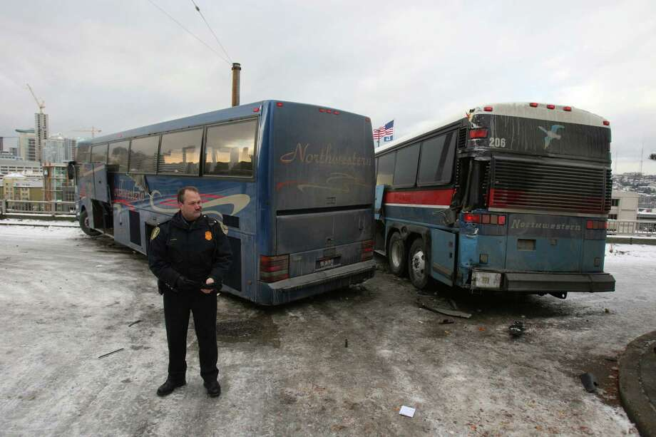 The bus isn't even a safe or efficient option. Photo: Seattlepi.com File Photo