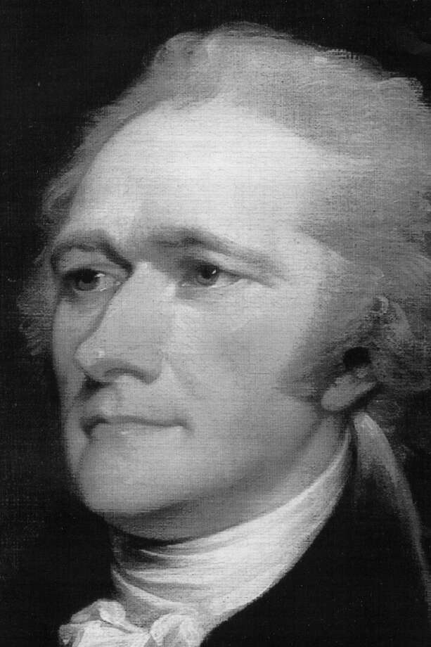 The Founding Fathers, Alexander Hamilton among them, did not view the constitution as inflexible a document as some now imagine. Photo: Associated Press / EXPRESS-NEWS FILE PHOTO