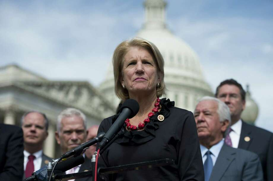Watch out, congresswoman, the far right doesn't like you.  Shelley Moore Capito is opposed by a tea party-backed hopeful. Photo: Bill Clark / CQ Roll Call / © 2013 CQ Roll Call